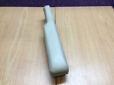 Range Rover P38 Front Left Seat Arm Rest in Lightstone Leather