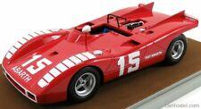 TECNOMODEL tm18-59a Scale 1/18 Abarth 2000sp N 15 Nurburgring 1970 K.Ahrens Jr