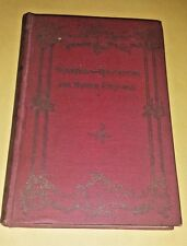 1895 Antique, READINGS & RECITATIONS For WINTER EVENINGS,  THE CHRISTIAN HERALD