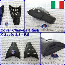 Chiave Cover Telecomando Guscio A 4 PULSANTI TASTI X SAAB 93 95 9-3 9-5 9.3 9.5