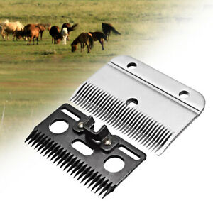 Horse Clipper Blades For Wolseley Liveryman Liscop Clippers Medium Clipping