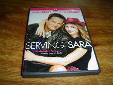 Serving Sara(DVD, Widescreen) Matthew Perry, Elizabeth Hurley, Bruce Campbell