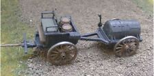 MGM 080-107 1/72 Resin WWI+2 German Dough Kneading Machine 09 Protze on Trailers