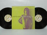 IGGY POP - RUDE & NUDE THE BEST OF LP 1996 UK ORIG Virgin DAVID BOWIE STOOGES