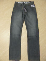 Neue Henleys Herren Studding Jeans Gr.W30/L32 in Regular Fit Passform Grau