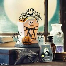 Jack Skellington Wax Warmer by Scentsy The Nightmare Before Christmas DISNEY