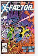 X-Factor #1 (Feb 1986, Marvel) NM-