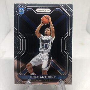 Cole Anthony 2020-21 Panini Prizm #292 RC Rookie Card Orlando Magic