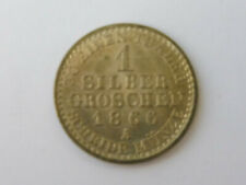 L1904    PREUSSEN 1 Silbergroschen 1866 TOP !!!