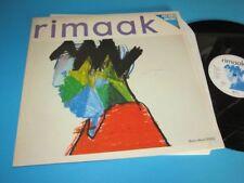 Rimaak / Same (GER 1984, Moers Music 02016) - LP