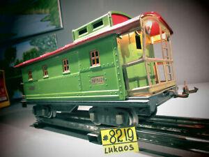 LIONEL  STD GAUGE 517  CABOOSE W/LIGHT.