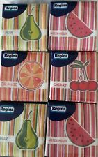 Napkins Paper Kids, Adult, Fun Designs, Party, BBQ, Picnic Free Post