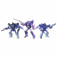 Transformers ARMADA PLATINUM di cyclonus Action Figure 3 Confezione