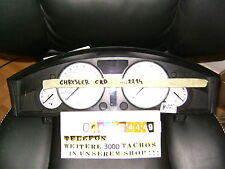 Velocímetro combi instrumento chrysler 300c 300 p560044943af diesel Speedometer Cluster