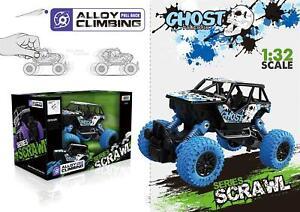 Kids vehicle monster jam style  1:32 Scale Alloy Pull Back Monster Car Truck