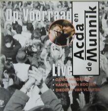 ACDA EN DE MUNNIK - OP VOORRAAD (LIVE) -  2 CD
