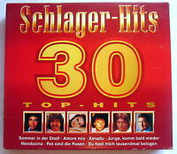2 CD-Box SCHLAGER-HITS - 30 Top-Hits