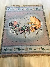 Bedspread Quilted Quilt trapuntino Winnie the Pooh Country Single 1 square