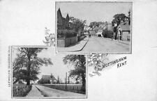 Mottingham Nr Bromley unused early undivided back old pc Llywelyn Maddock