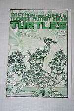 Teenage Mutant Ninja Turtles #4! First Print! 1984! Warehouse Find! VF/NM!