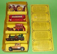 Matchbox Yesteryear / G7 1960 Models of Yesteryear Set / Boxed