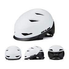 Fahrradhelm e-Bike Helm eBike City Hartschale MTB Skatehelm Damen Herren M 54-58