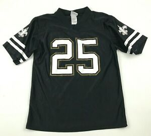 Reebok Reggie Bush New Orleans Saints Football Jersey Youth Extra Large 14 - 16