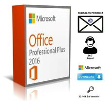 Microsoft Office 2016 Pro Plus Key 32/64 Bit✅ Versand per E-Mail✅