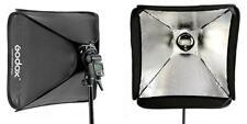 "Godox 24""x24""/60cmx60cm Portable Collapsible Softbox Kit for Camera..."