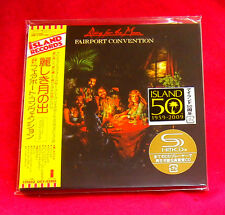 Fairport Convention Rising For The Moon SHM MINI LP CD JAPAN UICY-93999