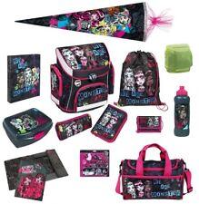 Monster High Schulranzen Set 20tlg. Scooli Sporttasche Federmappe Schultüte 85cm