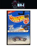 Hot Wheels Vintage 1996 BMW Z3 Roadster Silver *Rare* Sealed  (Aussie Seller)