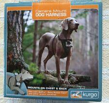 New listing New Kurgo Camera Mount Dog Harness Medium Dog
