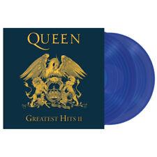 QUEEN - GREATEST HITS II - EXCLUSIVE - BLUE - 2 LP