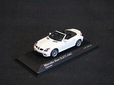 Minichamps Mercedes-Benz SLK55 AMG (R171) 1:43 White (JS)
