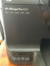 HP Officejet Pro 8600 Printer (n911a), Under 300 printed pages! Basically NEW