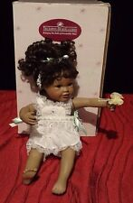 Ashton Drake Doll BOXED + CERTIFICATE Whitney Magical Moments LONG DELETED Doll