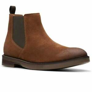 Clarks Paulson Up Mens Chelsea Boots