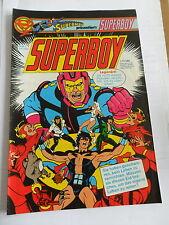 1x Comic - Superboy Heft Nr. 7 (1980)