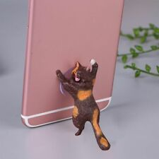 Stand Phone Holder Cute Cat Support Universal Cell Mount Finger Grip Bracket