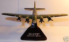ATLAS BOMBARDIER DU CIEL 1/144 AIRCRAFT AVION PLANE BOEING B-17F MEMPHIS BELLE