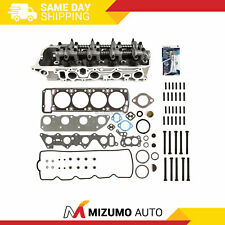 Complete Cylinder Head Bolts Gasket Set Fit 83-89 Mitsubishi Chrysler Mazda 2.6L