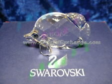 Swarovski Crystal Butterfly Fish 670819. Retired in 2007. Mint