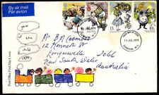 UK 1979 Year Of The Child Airmail To Australia FDC - Used - Addressed