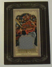 2012 Topps Gypsy Queen Mini Relic GQMR-NC Nelson Cruz Texas Rangers Mariners