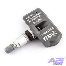 1 TPMS Tire Pressure Sensor 315Mhz Metal for 13-14 Scion iQ