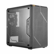 Cooler Master MasterBox Q300L TUF Black mATX Gaming Computer Case