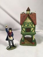 "Dept 56 DICKENS' VILLAGE SERIES ""HEDGEROW DOVECOTE"""