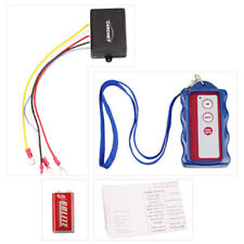 12V Kit télécommande treuil sans fil contr?le à distance RC étanche pour Jeep