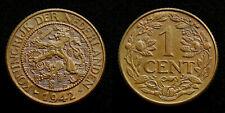Netherlands - 1 Cent 1942